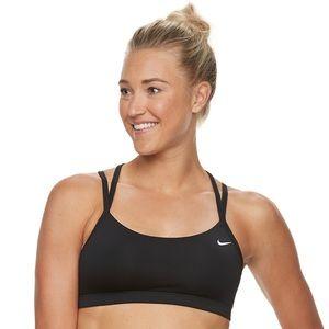 *NWT* Women Nike Strappy Low Impact Sports Bra